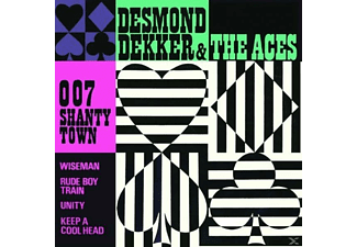 Desmond & The Aces Dekker - 007 Shanty Town [CD]