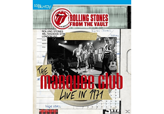 The Rolling Stones - From The Vault - The Marquee - Live In 1971 - (Blu-ray)