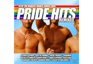 VARIOUS - Pride Hits Remixed - (CD)