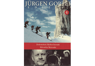 Jürgen Gorter Edition Vol. 4 - (DVD)