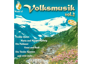 VARIOUS - The World Of Volksmusik Vol.2 - (CD)