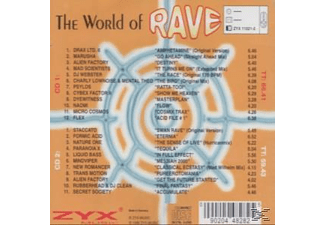 Various - The World Of: Rave - (CD)