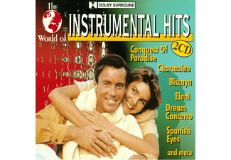 VARIOUS - The World Of Instrumental Hits (2 Cd Box) - (CD)