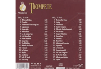 Various - W.O.Trumpet Hits [CD]