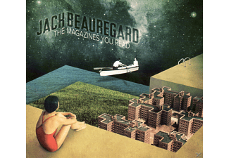 Jack Beauregard - The Magazines You Read - (CD)