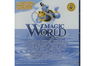 VARIOUS - MAGIC WORLD - (CD)