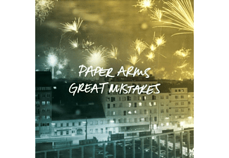 Paper Arms - Great Mistakes [LP + Download]