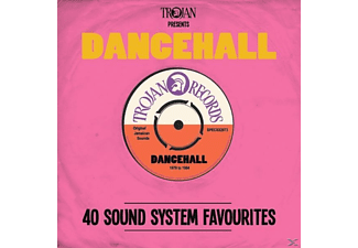 VARIOUS - Trojan Presents Dancehall [CD]