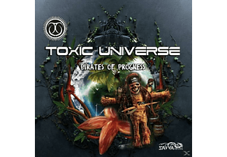 Toxic Universe - Pirates Of Progness [CD]