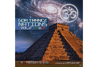 Various - Goa Trance Nations 2 [CD]