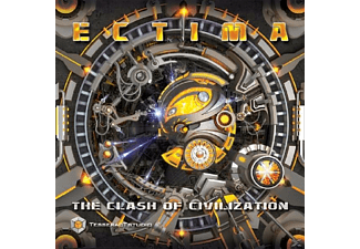 Ectima - The Clash Of Civilization [CD]