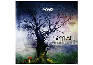 Skyfall - Fantasy Is Part Of Reality - (CD)