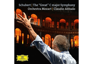 "Claudio/orchestra Mozart Abbado - The ""great"" C Major Symphony, D.944 - (CD)"