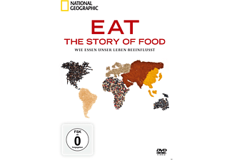 Eat: The Story of Food - (DVD)