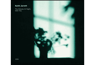 Keith Jarrett - THE MELODY AT NIGHT,WITH YOU [CD]