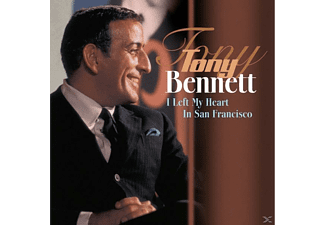 Tony Bennett - I Left My Heart In San Francisco - (Vinyl)