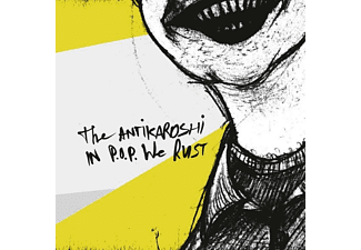 The Antikaroshi - In P.O.P.We Trust - (LP + Bonus-CD)
