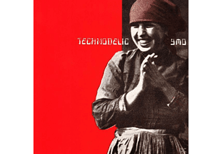 Yellow Magic Orchestra - Technodelic - (CD)