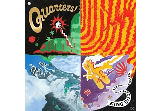 King Gizzard & The Lizard Wizard - Quarters (Lp+Mp3) [LP + Download]