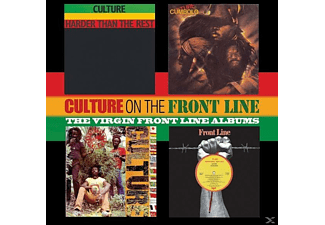 Culture - The Virgin Frontline Albums [CD]