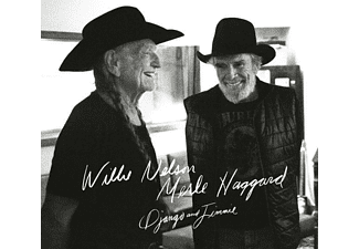 Willie Nelson, Merle Haggard - Django And Jimmie - (CD)