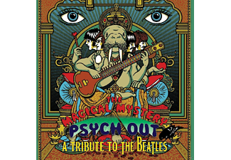 VARIOUS - Magical Mystery Psych-Out-A Tribute To The Beatl - (CD)