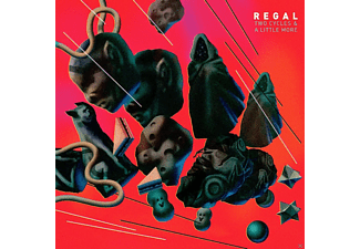 Regal - Two Cycles & A Little More - (CD)