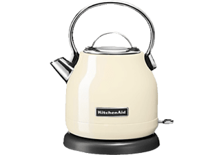 kitchen aid wasserkocher 5 kek 1222 eac almond cream wasserkocher online kaufen bei mediamarkt. Black Bedroom Furniture Sets. Home Design Ideas