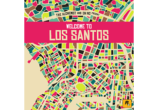 VARIOUS - Present: Welcome To Los Santos - (CD)
