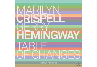 Crispell Marilyn - Table Of Changes - (CD)