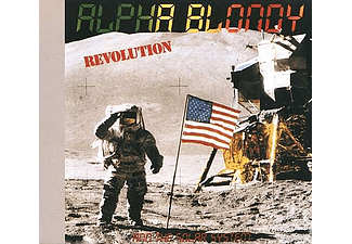 Alpha Blondy and The Solar System - Revolution (CD)
