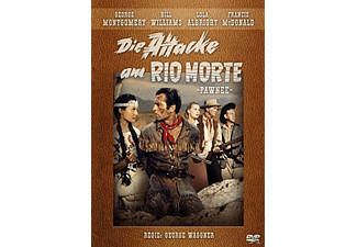 Die Attacke am Rio Morte [DVD]