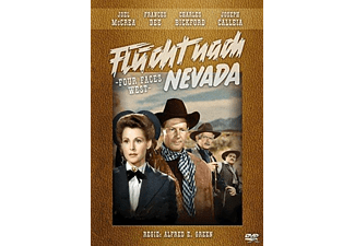 Flucht nach Nevada - (DVD)