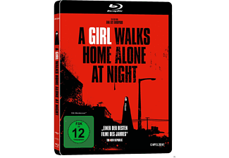 A Girl Walks Home Alone at Night [Blu-ray]