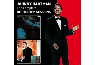 Johnny Hartman - The Complete Bethlehem Session - (CD)