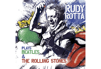 Rudy Rotta - Plays Beatles & Rolling Stones [CD]