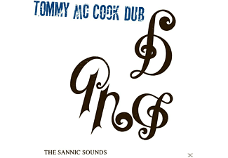 Tommy Mccook - The Sannic Sounds Of Tommy Mccook [CD]