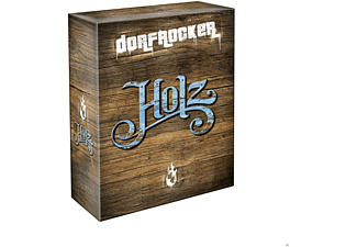 Die Dorfrocker - Holz (Limited Deluxe Fan Edition) [CD]