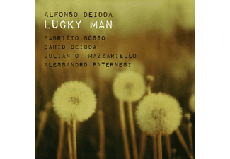 Alfonso Deidda - Lucky Man [CD]