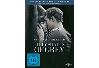 Fifty Shades Of Grey - (DVD)