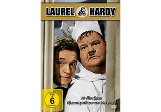 Die Laurel & Hardy Box - (DVD)