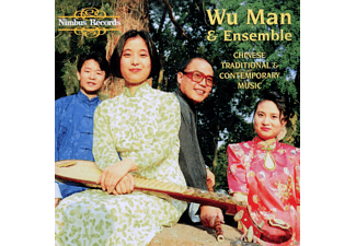 Wu & Ensemble Man - Chinese Traditional & Contemporary Music - (CD)