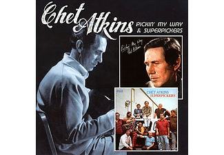 Chet Atkins - Pickin' My Way / Superpickers (CD)