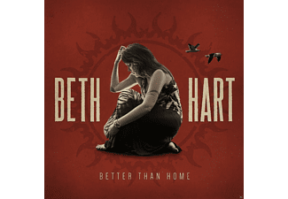 Beth Hart - Better Than Home [CD]