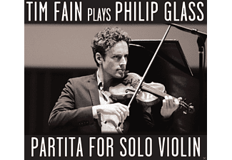 Tim Fain - Partita For Solo Violin [CD]