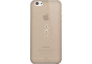 WHITE DIAMONDS Trinity Backcover Apple iPhone 6, iPhone 6s Kunststoff Rosegold
