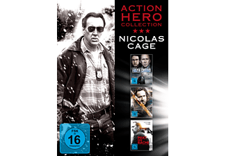 Action Hero Collection: Nicolas Cage [DVD]