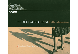 Andreas Trio New York - Chocolate-Lounge - (CD)