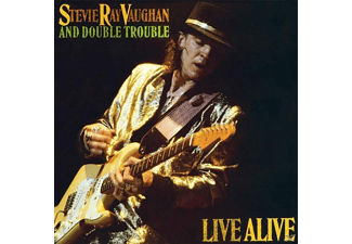 Stevie Ray Vaughan - Live Alive | LP