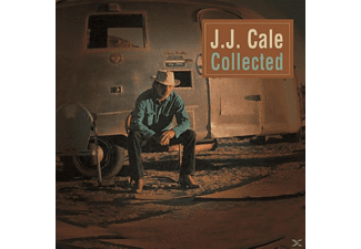 J.J. Cale - Collected - (Vinyl)
